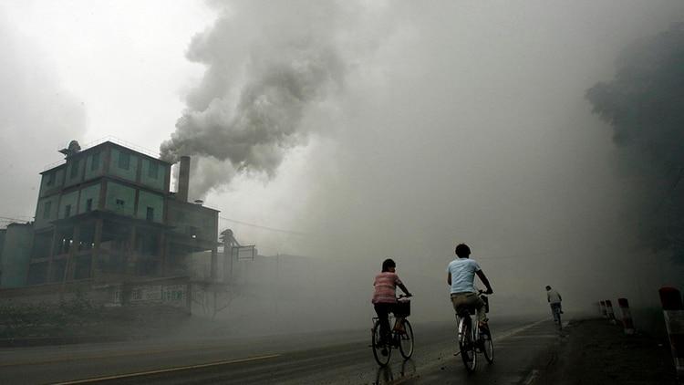 A lo largo de la adolescencia, el impacto de la contaminación del aire empeorará