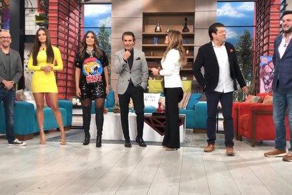 El programa llegaría a su fin luego de 20 años al aire siendo el proyecto matutino más visto en la televisión mexicana (Foto: Instagram @programahoy)