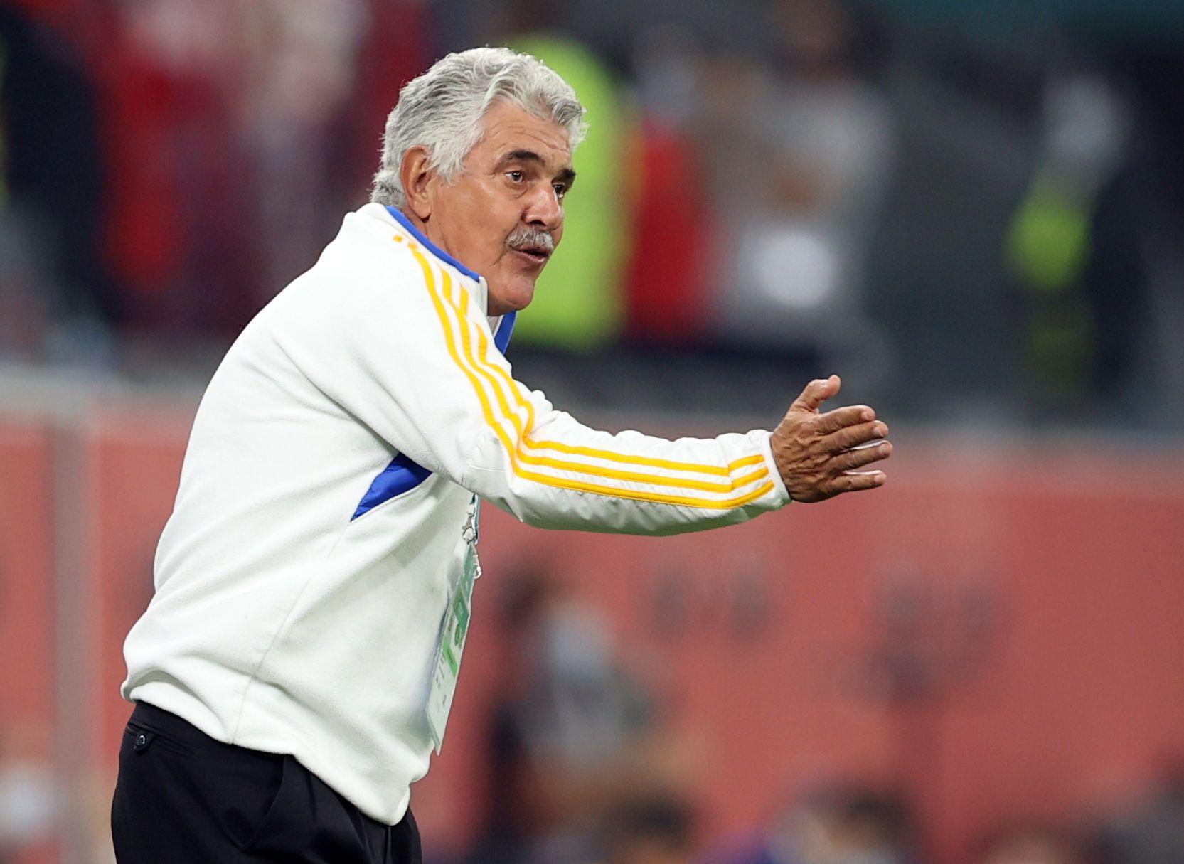 Ricardo Ferretti remarcó el hecho de haber llegado a la final del Mundial de Clubes (Foto: Ibraheem Al Omari/ Reuters)