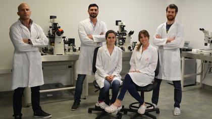 El equipo de científicos argentinos que logró el exitoso trabajo