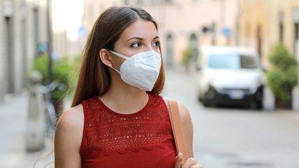 Los tapabocas, elementos imprescindibles en tiempos de pandemia (Shutterstock)