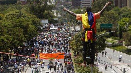 Estas son las manifestaciones convocadas en Bogotá para este domingo 9 de mayo