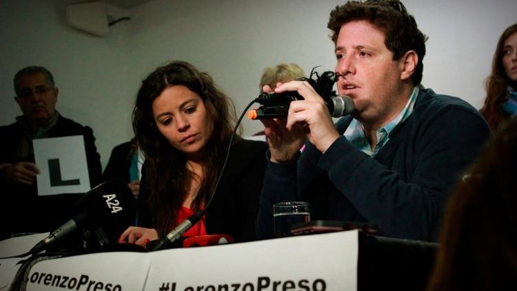 Julián Bartoli, una de sus cinco víctimas