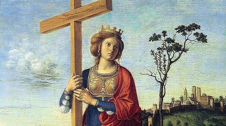 Santa Elena, madre del Emperador Constantino