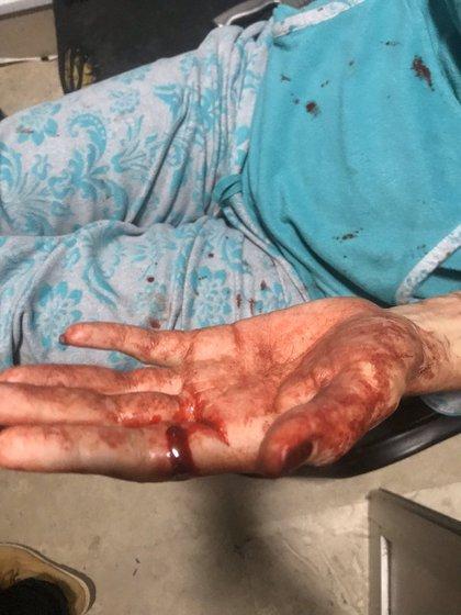 La mujer, asesinado el 25 de noviembre, sufrió de violencia durante todo su matrimonio (Foto: Twitter @anacecygarciap)
