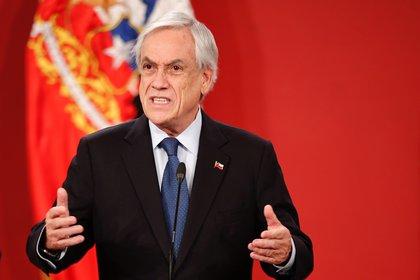 El presidente de Chile, Sebastian Piñera (EFE)