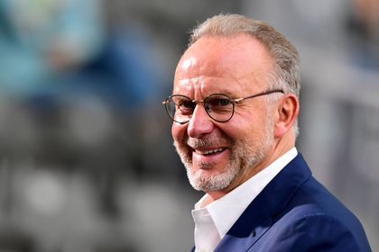 Karl-Heinz Rummenigge es dirigente del Bayern en la actualidad (Foto: Reuters)