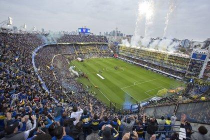 La Bombonera, estadio de Boca Juniors (NA)