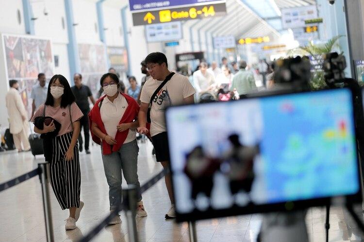 Las autoridades chinas están en alerta (REUTERS/Dinuka Liyanawatte)