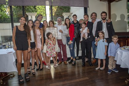 Nara y Carlos se casaron el viernes en Mar del Plata