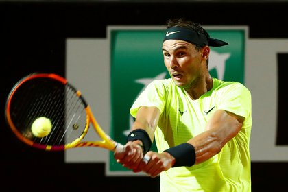 Rafael Nadal es el gran favorito a quedarse con el título (REUTERS/Angelo Carconi)