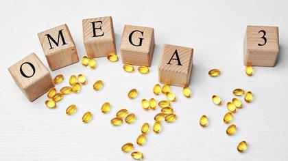 Los ácidos grasos Omega-3 sirven para reducir el colesterol pero también para reducir los triglicéridos (Shutterstock)