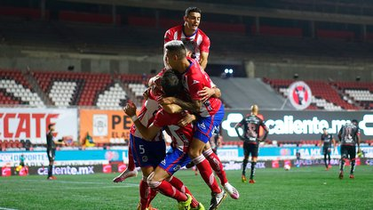 (Foto: Cortesía/ Atlético de San Luis)