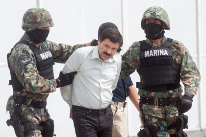 El Chapo Guzmán era prófugo de la justicia cuando comenzaba la telefonía por Internet, por lo cual usó estos servicios para comunicarse sin ser localizado (Foto: Archivo/Cuartoscuro)