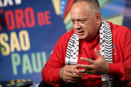 Diosdado Cabello, vicepresidente del Partido Socialista Unido de Venezuela