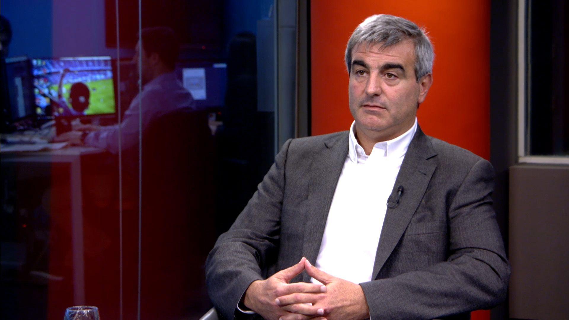 """Francisco """"Paco"""" Durañona, senador provincial del Frente de Todos"""