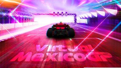 Anuncian la versión virtual del Gran Premio de México (Foto: Twitter@mexicogp)