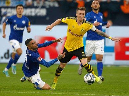 El duelo entre Borussia Dortmund y Schalke 04 será el más atractivo en el regreso de la Bundesliga (Shutterstock)