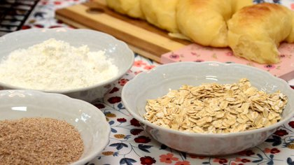 Los celíacos son intolerantes al gluten que se encuentra en la cebada, avena, trigo y centeno