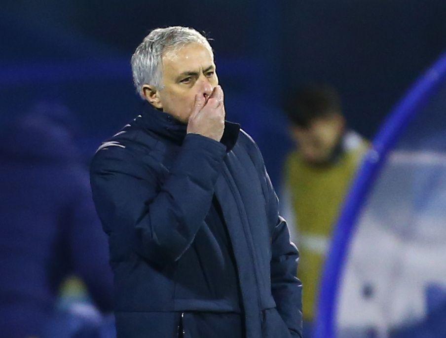 El Tottenham quedó eliminado de la Europa League en octavos de final (Reuters)