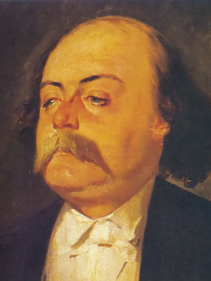 Flaubert según Giraud