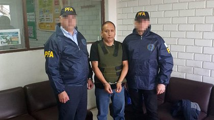 """Ruti"" Mariños, peruano, capo narco de la Villa 31 bis"