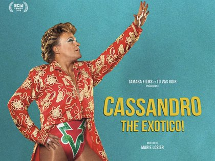 Cassandro fue el primer luchador mexicano en reconocerse gay.