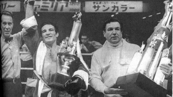 Nicolino Locche el campeón mundial que cautivó a la Argentina en sus días arriba del ring