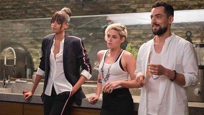 """La actriz de encuentra promocionando su nuevo filme: """"Los Ángeles de Charlie"""" (Foto:  Instagram)"""