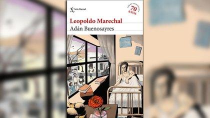 La edición de Seix Barral  del clásico de Marechal