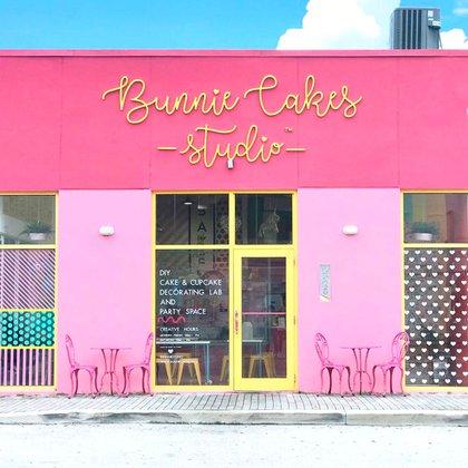 Bunnie Cakes - Una panadería vegana, sin gluten y kosher (Greater Miami and the Beaches CVB)