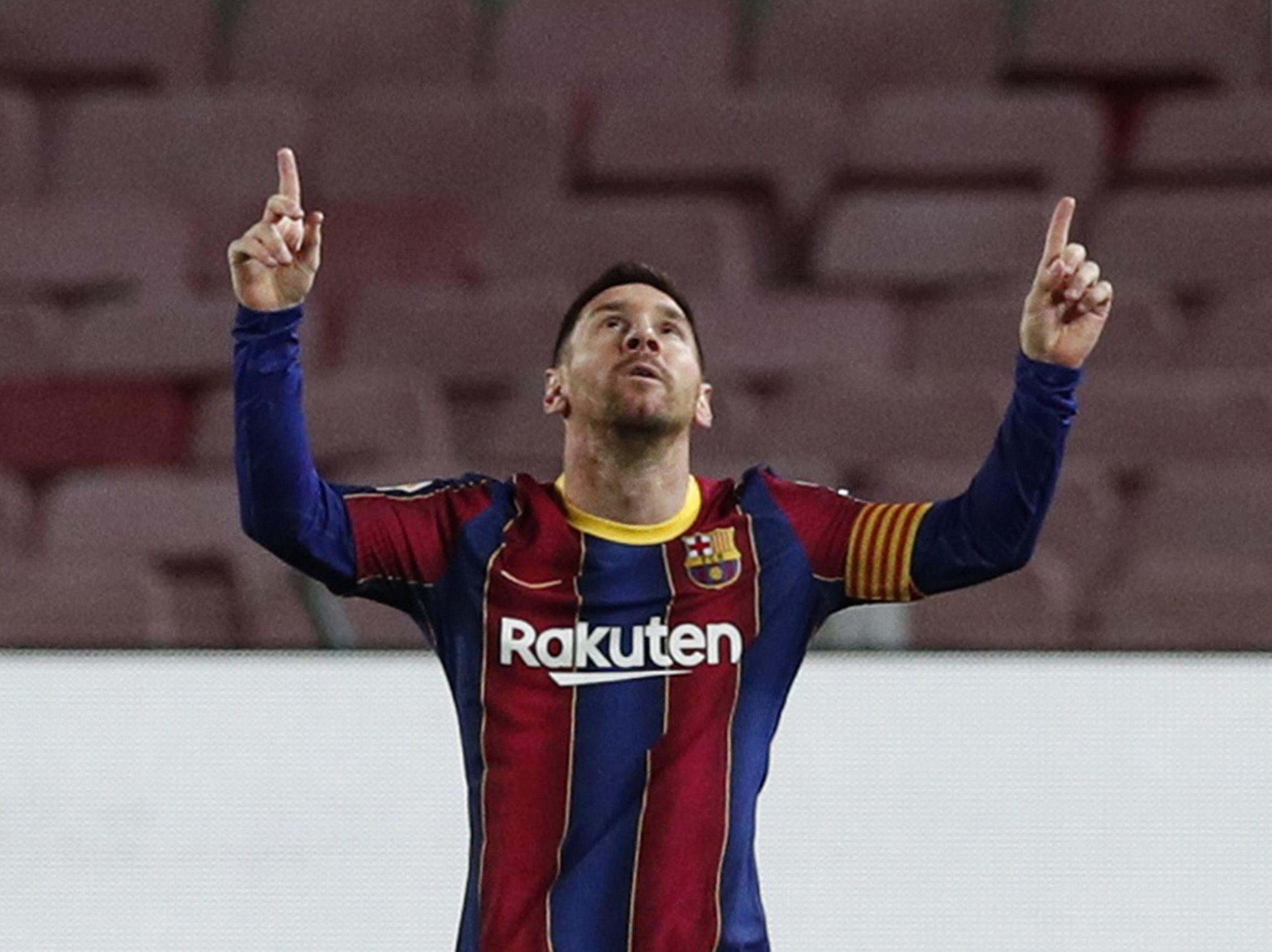 Messi es clave para que el Barcelona genere ganancias (Reuters)