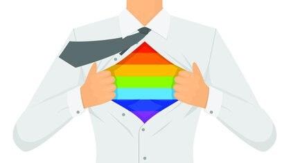 Las empresas de todo el mundo están cada vez más obligadas a renovar su pensamiento hacia la comunidad LGBT (iStock)