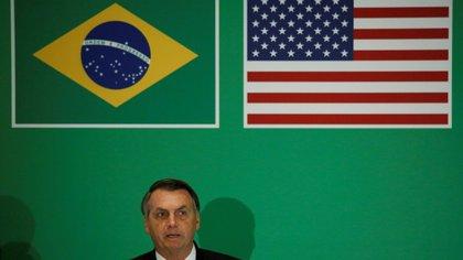 Brasil reafirmó su interés en lograr un acuerdo de libre comercio con EEUU