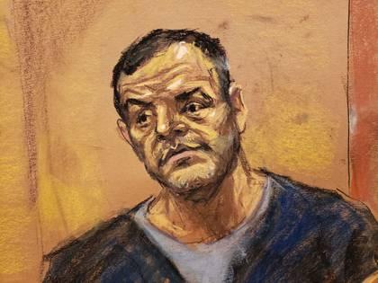 """Los mellizos Pedro y Margarito Flores fueron testigos en el juicio en contra de Joaquín """"El Chapo"""" Guzmán (Foto: Especial)"""