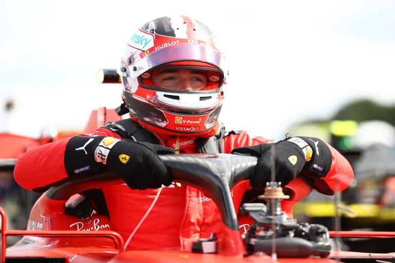 """La nueva polémica en Ferrari: el """"misterio"""" por la velocidad de Leclerc en Silverstone y la respuesta de Vettel"""