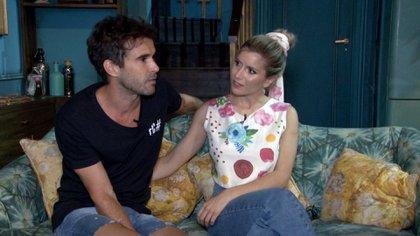 """Laurita Fernández y Nicolás Cabré se conocieron trabajando en """"Sugar"""" y comenzaron un noviazgo"""