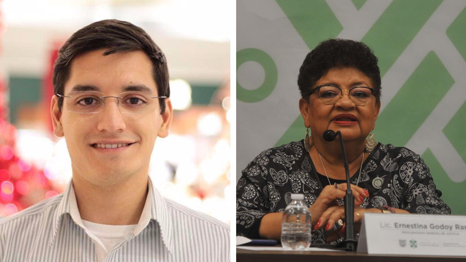 Godoy descartó que haya habido secuestro en el caso de Leonardo Avendaño (Foto: Cusrtoscuro/ Especial)