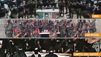Al menos 19 organizaciones criminales amenazan al país (Foto: Especial)