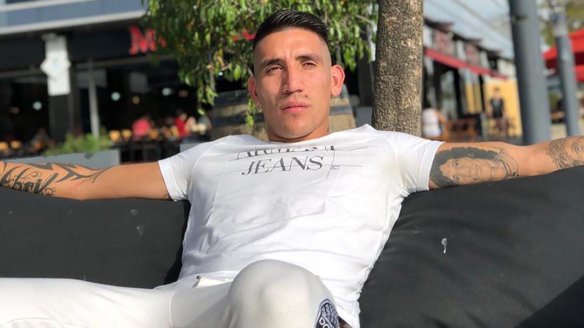 Ricardo Centurión dejó abierta la posibilidad de retornar a Boca (@adrianricardo1993)