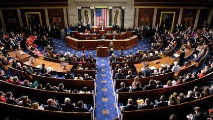 La Cámara de Representantes de Estados Unidos