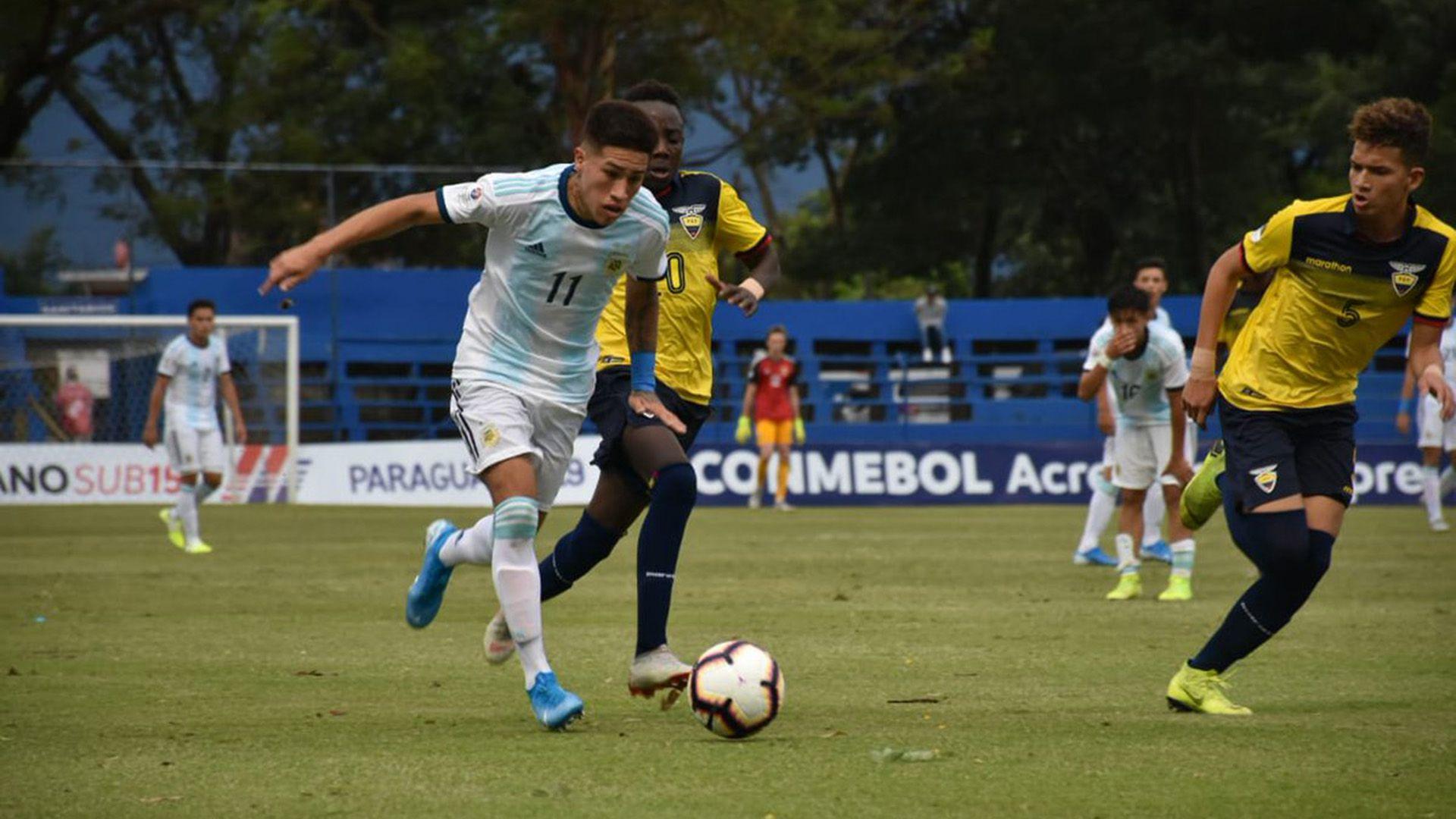 El equipo albiceleste viene de vencer a Ecuador (Selección Argentina)