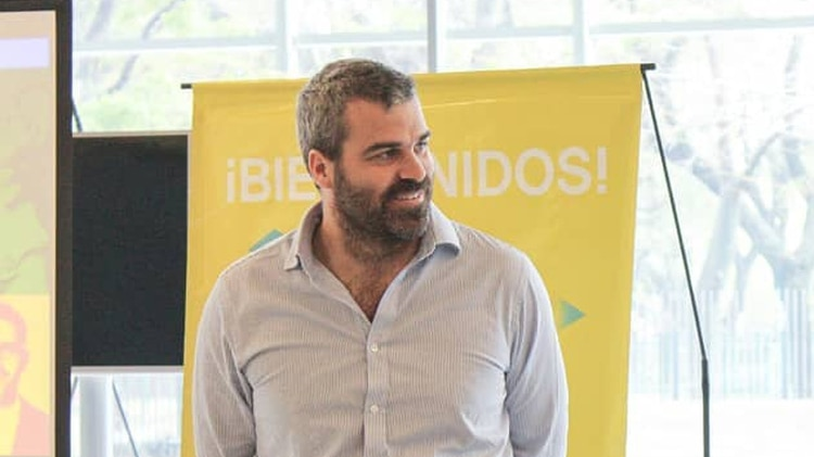 Nicolás Montovio, el funcionario que presentó su renuncia tras el primer escándalo de barbijos