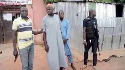 La Policía arrestío a 8 personas