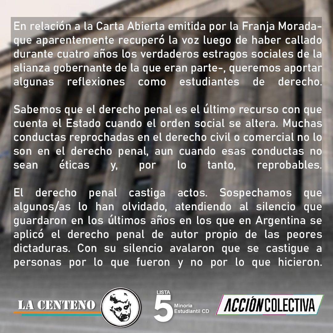 Franja Morada-Alberto Fernández-Respuesta