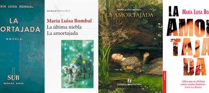 """La primera edición en Sur de """"La amortajada"""" y otras tres reediciones"""