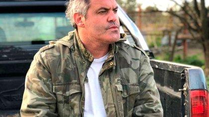 Claudio Tinari, accused of sexual abuse