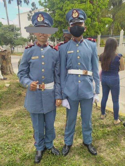 La condición de un cadete que terminó el propedéutico