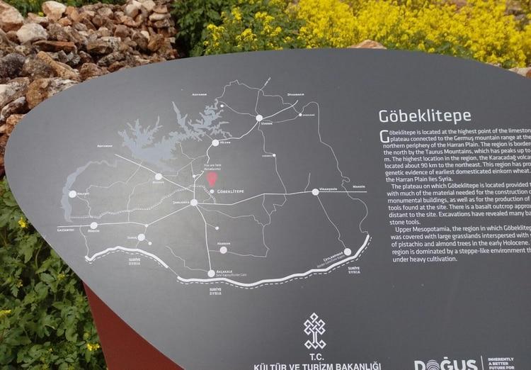 Los círculos de Göbekli Tepe ya descubiertos