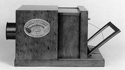 El invento de Louis Daguerre